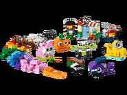 11003 La boîte de briques et d'yeux