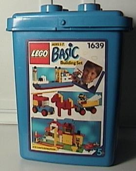 1639 BASIC Building Set