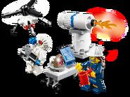 60230 Ensemble de figurines - La recherche et le développement spatiaux 7