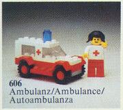 606 Ambulance