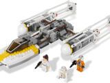 Gold Leader's Y-wing Starfighter 9495