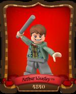 Carte Arthur Weasley-4840