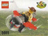 Johnny Thunder's Plane