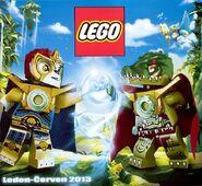 Katalog výrobků LEGO® pro rok 2013 (první pololetí) - Stránka 01