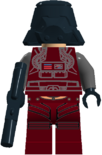 Sith Trooper (Red)