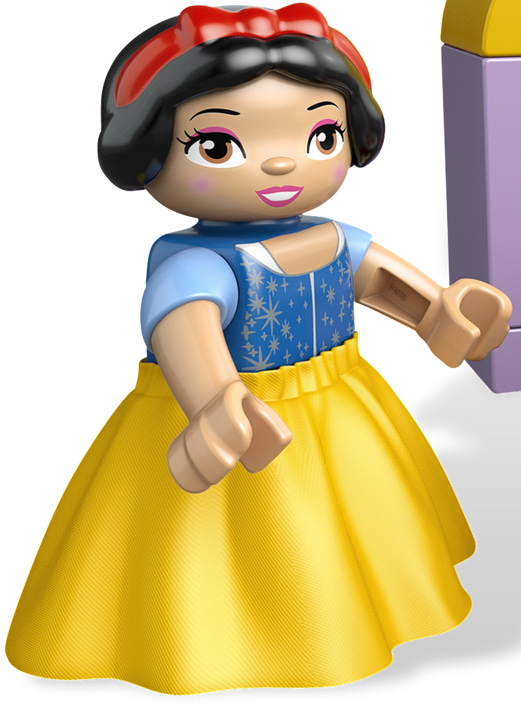 Snow White (Duplo) | Brickipedia | FANDOM powered by Wikia