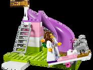 10668 Boîte de construction du château de la princesse 4