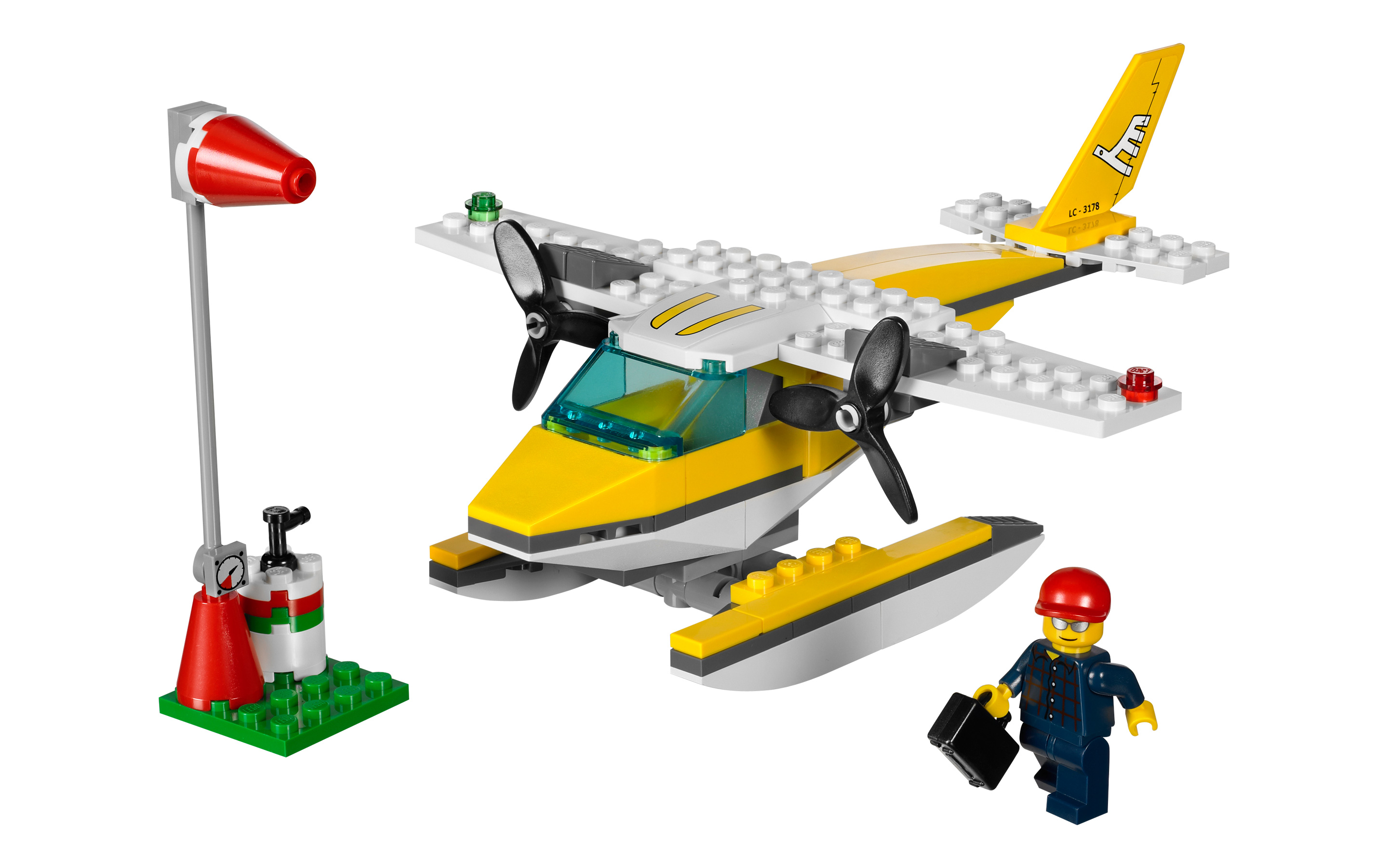 3178 Seaplane Brickipedia Fandom Powered By Wikia
