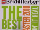 4633709 The Best of LEGO BRICKMASTER 2010