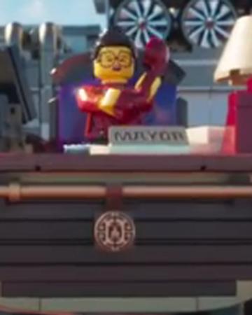 Minor The Lego Ninjago Movie Minifigures Brickipedia Fandom