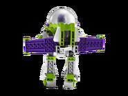 7592 Figurine Buzz l'Éclair à construire 2