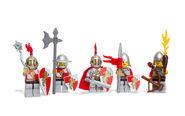 852921 Ensemble de combat Chevalier