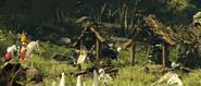 Destroyed Farm