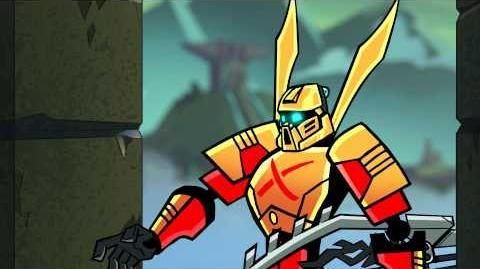 LEGO® BIONICLE® minisorozat - 7. epizód - A hősök csapata