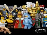 71011 Minifigures Series 15