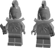 The Last Hero 2 Statues