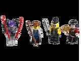 5005257 Collection de minifigurines Ninjago