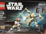 66535 Star Wars Battle Pack 2 in 1