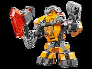 70365 La super armure d'Axl 2