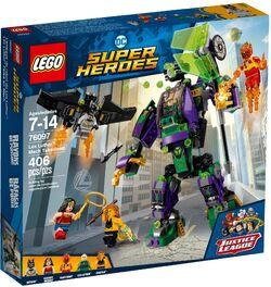 76097 Lex Luthor Mech Takedown Box