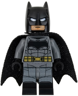 New LEGO DC Superheroes 70915 70917 Batman Minifig Only w// Bat-a-rang sh415