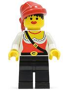 CBC female pirate 1997