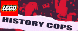 History Cops Logo