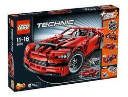 LEGO-Technic-8070-Super-Car-Toys-N-Bricks
