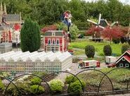 Lego Tulip Farm