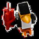 Robot pingouin