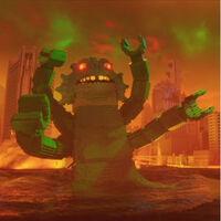 The Kraken Brickipedia Fandom