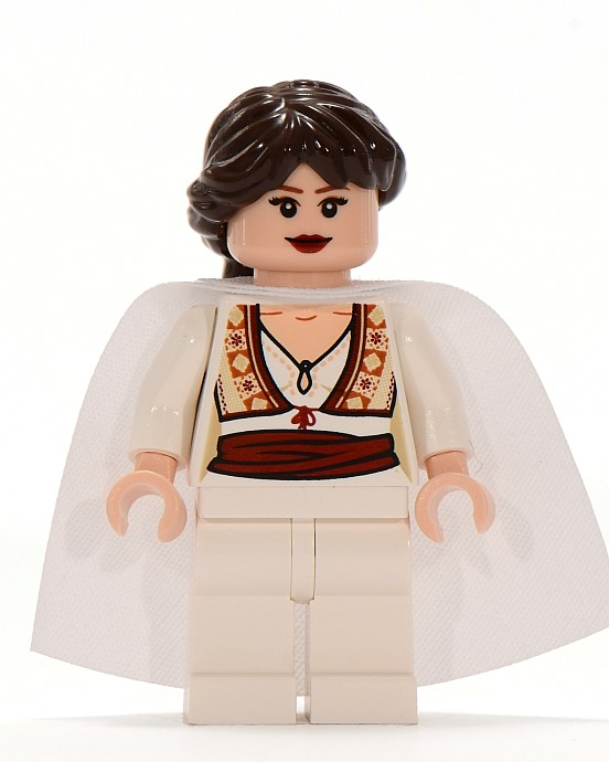 Hassansin Leader Minifigure w// Cape NEW LEGO 7572 Prince of Persia Zolm