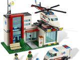 4429 L'hélicoptère de secours