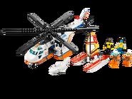 60013 L'hélicoptère des garde-côtes