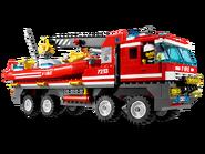 7213 Le camion tout-terrain et le bateau des pompiers 3