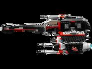 75018 Jek-14's Stealth Starfighter 4