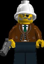 Bart Brickbaron