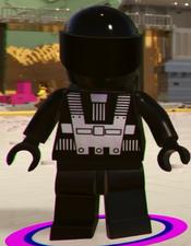 Blacktron Spaceman with Visor