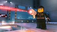 La Grande Aventure LEGO Le jeu vidéo Méchant Flic