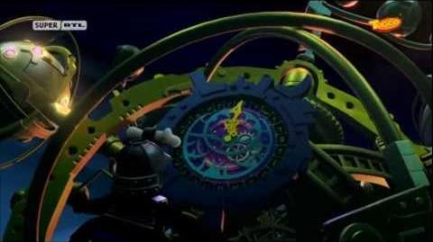 Lego Ninjago das Jahr der Schlangen Folge 21 Die Steinsamurai (mit Vorspann)