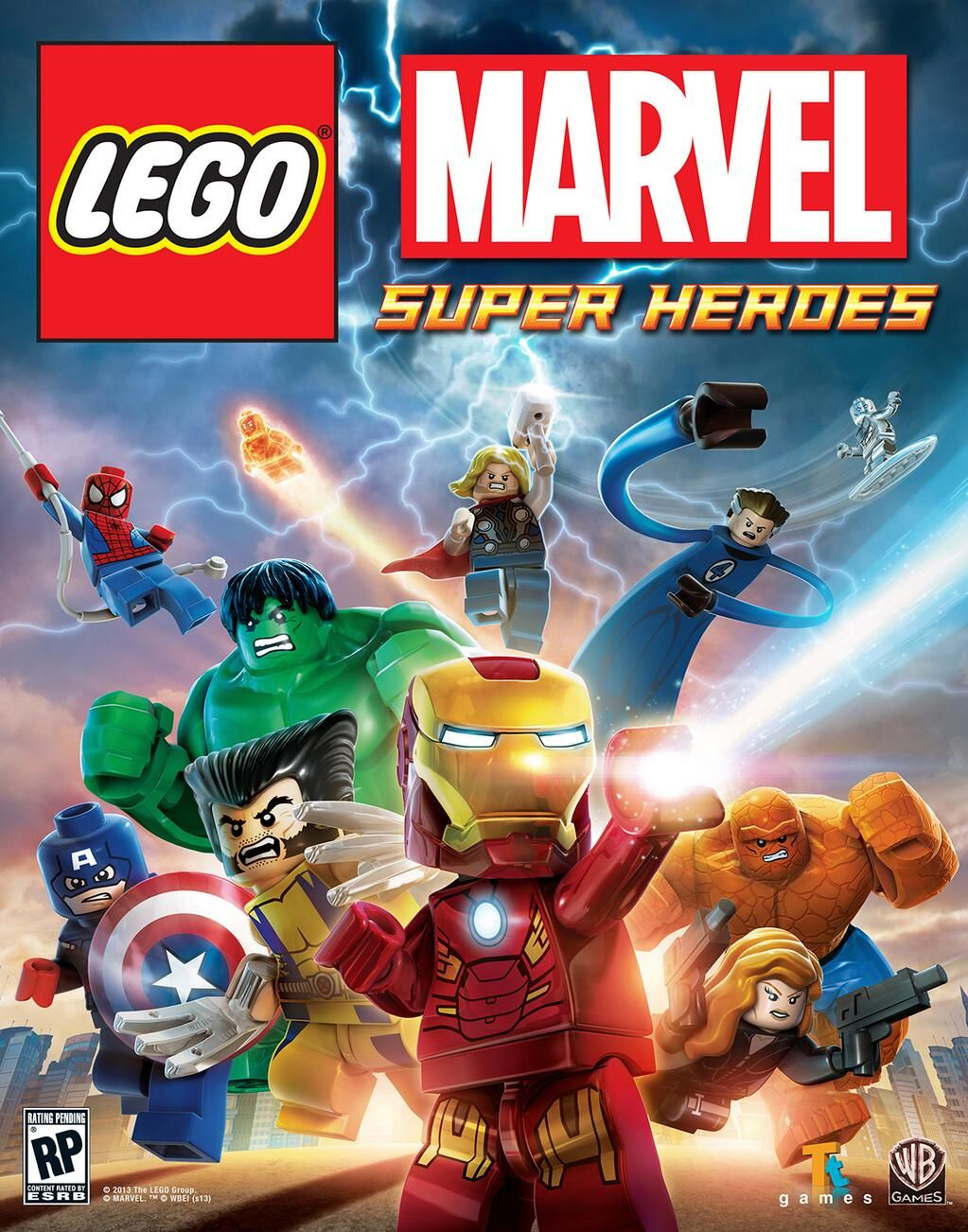 LEGO Marvel Super Heroes | Brickipedia | FANDOM powered by Wikia