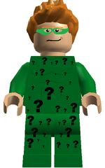 Riddler (in game, Forever)