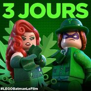 Vignette Batman Movie 3 jours
