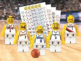 10121 NBA Basketball Teams