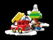 10901 Le camion de pompiers 2