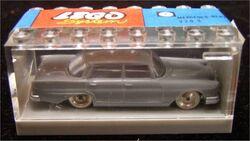 264 Mercedes 220 with Garage
