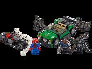 76004 Spider-Man La poursuite en moto-araignée