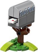Flintstones Letterbox