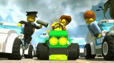 Lego City Undercover - Wii U - Primer tráiler en castellano
