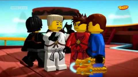 Lego Ninjago(Das Jahr der Schlangen) Folge 4 Traue niemals einer Schlange